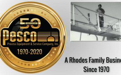 PESCO 50-Year Anniversary