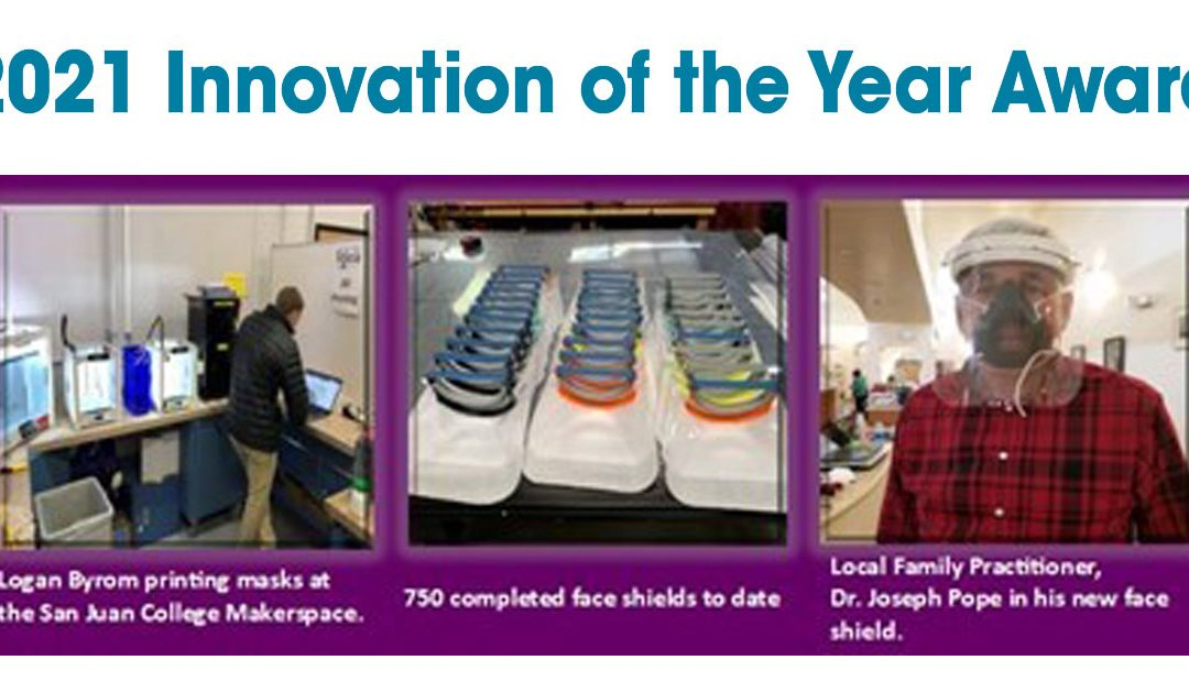 2021 Innovation of the Year Award