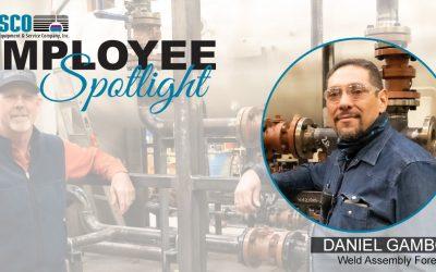 Employee Spotlight – DANIEL GAMBOA