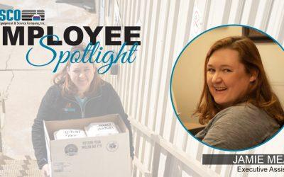 Employee Spotlight – JAMIE MEAD