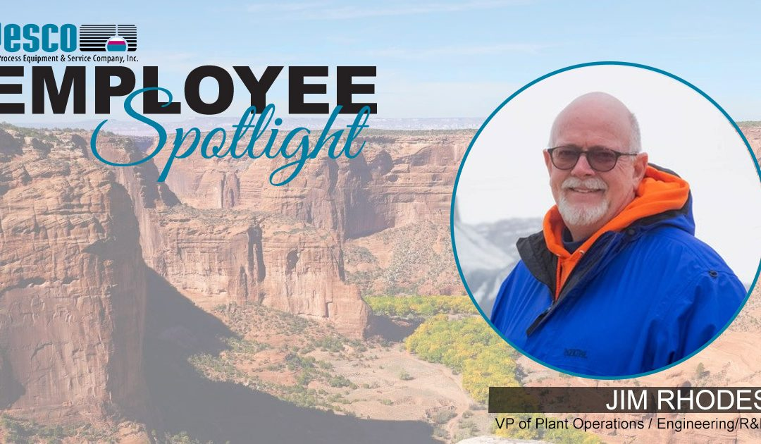 Employee Spotlight – JIM RHODES