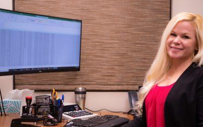 Employee Spotlight – TAIRA SHELTON