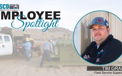 Employee Spotlight – TIM GRANT
