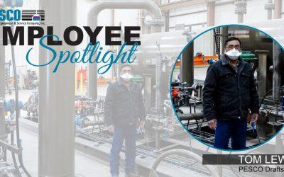 Employee Spotlight – TOM LEWIS