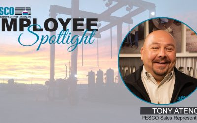 Employee Spotlight – TONY ATENCIO