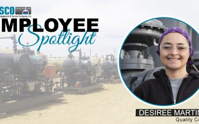 Employee Spotlight – DESIREE MARTINEZ