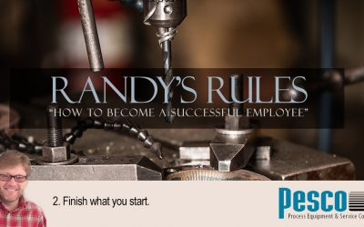 Randy's Rules, Part 2