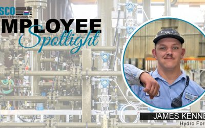Employee Spotlight – JAMES KENNEDY
